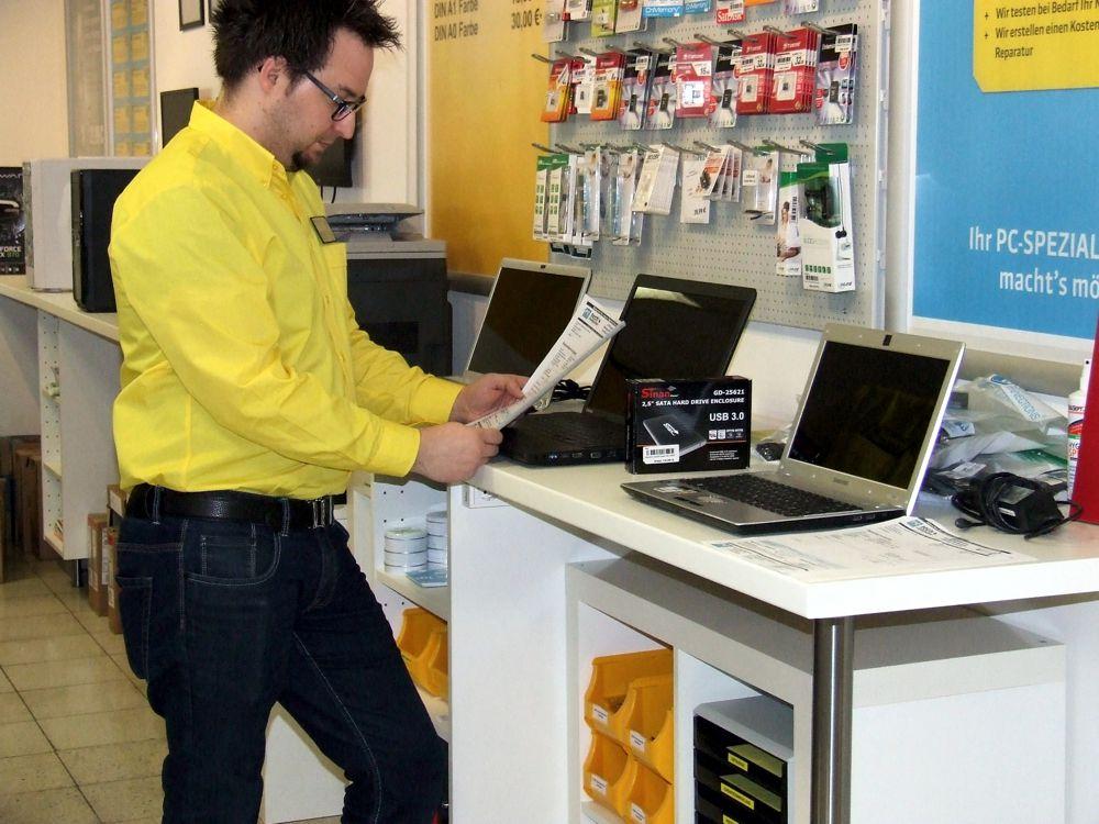 Computer, Notebook Reparatur
