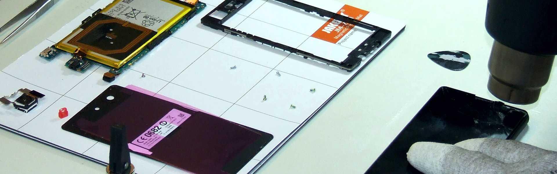 Smartphone & Tablet Reparatur